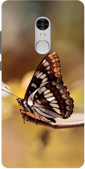 My Planet Back Cover for Mi Redmi Note 4 (Multicolor, Plastic)