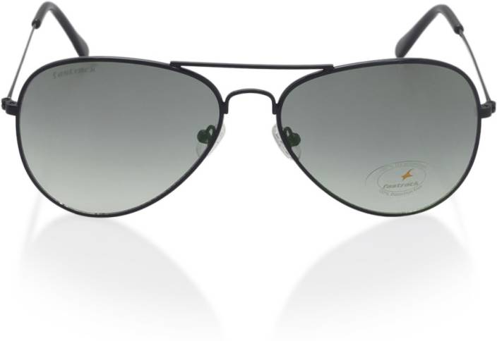 6e5bddc978b Buy Fastrack Aviator Sunglasses Black