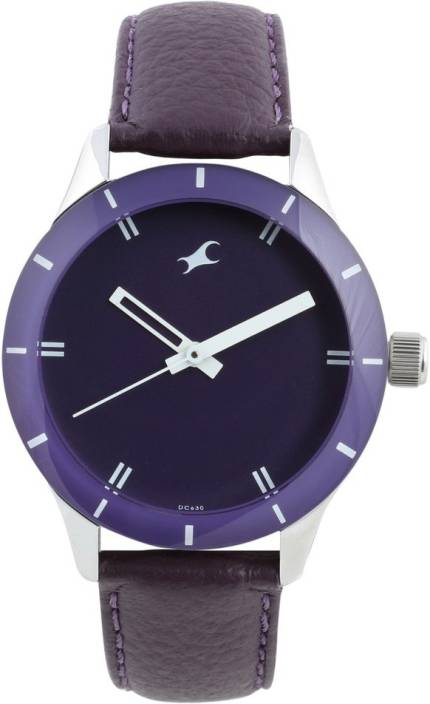 Fastrack NG6078SL05C Watch  - For Women