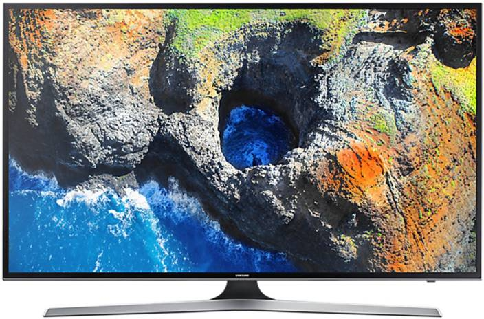 Samsung Series 6 108 cm (43 inch) Ultra HD (4K) LED Smart TV