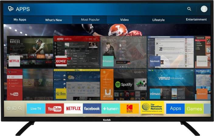 Kodak 122cm (50 inch) Full HD LED Smart TV