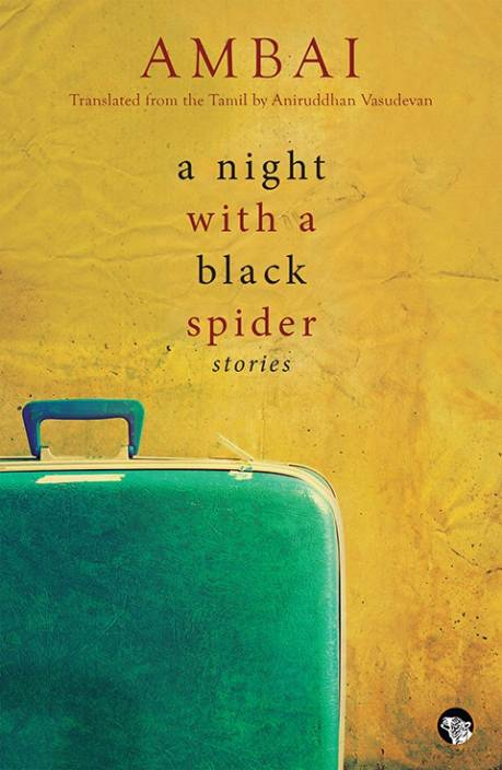 A Night with A Black Spider Stories