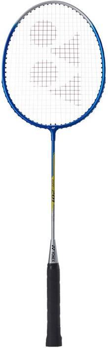 Yonex Gr 201 Blue Strung Badminton Racquet  (G4, Weight - 90 g)
