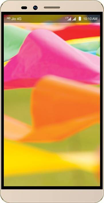 LYF Wind 2 (Gold, 16 GB)