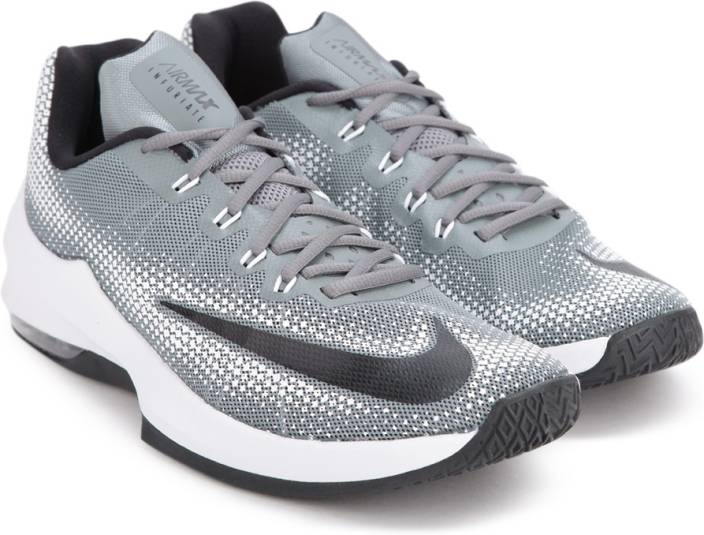 Nike AIR MAX INFURIATE LOW Basketball Shoes For Men