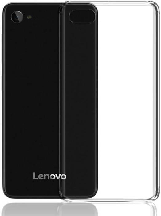 Mycos Back Cover for Lenovo Z2 Plus (Transparent, Waterproof, Flexible Case)