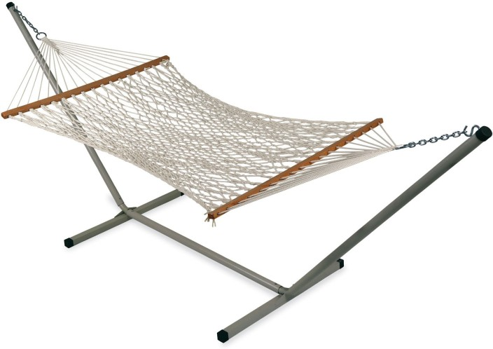 hangit rope with stand cotton hammock hangit rope with stand cotton hammock price in india   buy hangit      rh   flipkart