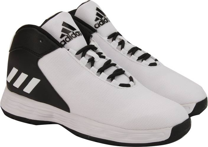 ADIDAS HOOPSTA Basketball Shoes For Men. ON OFFER