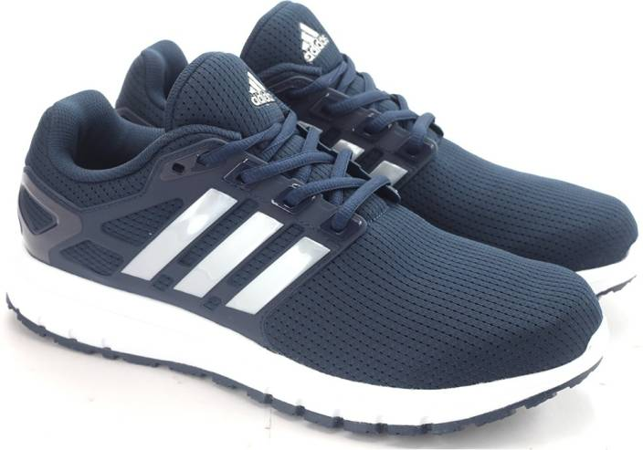 dec30186d ADIDAS ENERGY CLOUD WTC M Running Shoes For Men - Buy CONAVY SILVMT ...
