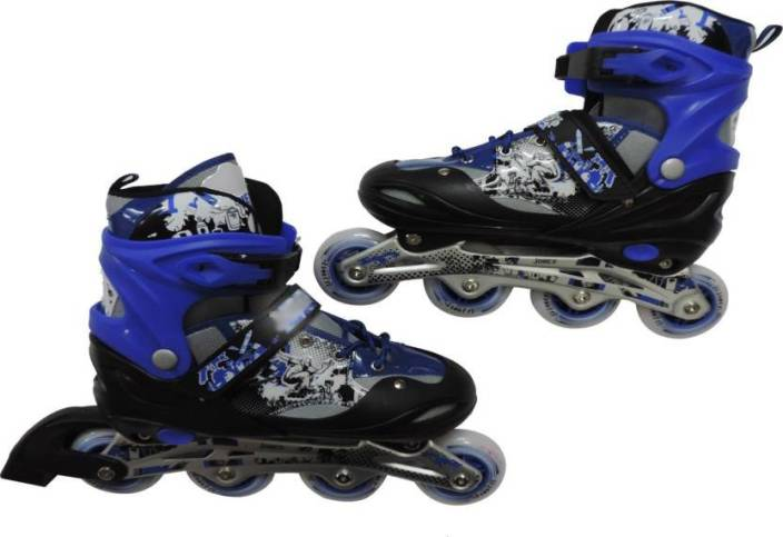 Credence Sterling Adjustable Shoes (Large) In-line Skates - Size 39-42 Euro