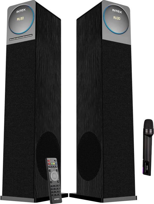 Intex IT - TW XM 12001 SUFB 100 W Bluetooth Tower Speaker