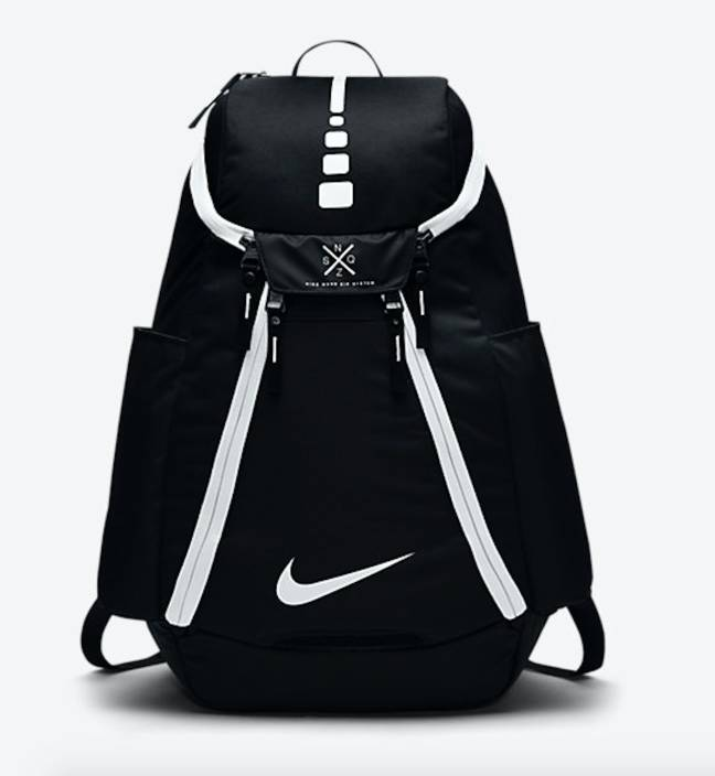 a0794fb13a80 Nike Hoops Elite Max Air 2.0 37 L Backpack Black - Price in India ...
