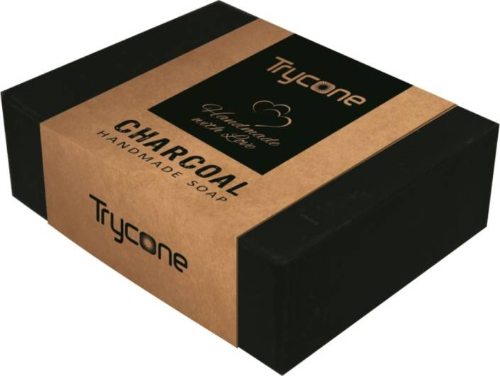 Trycone Handmade Charcoal Soap