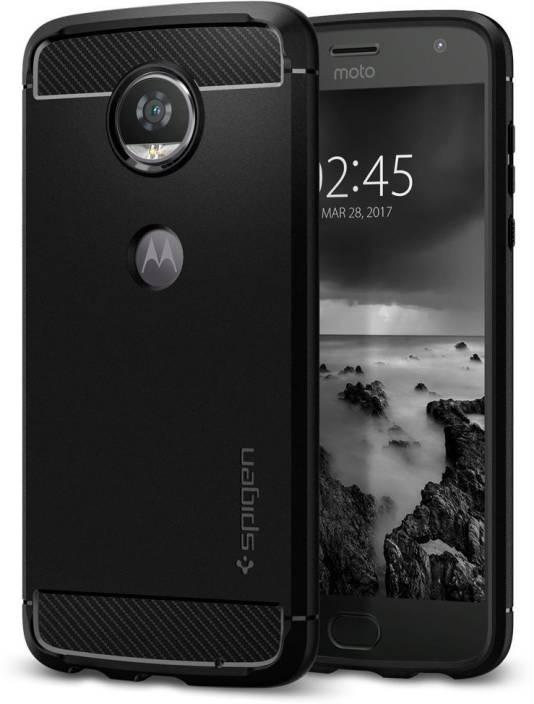 official photos 73abe 8238a Spigen Back Cover for Motorola Moto Z2 Play