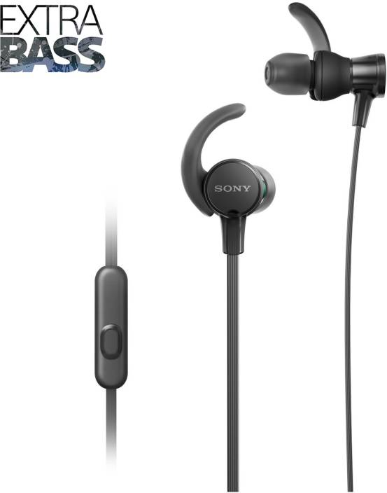 23b13a3e2b9 Sony XB510 Wired Headset with Mic Price in India - Buy Sony XB510 ...