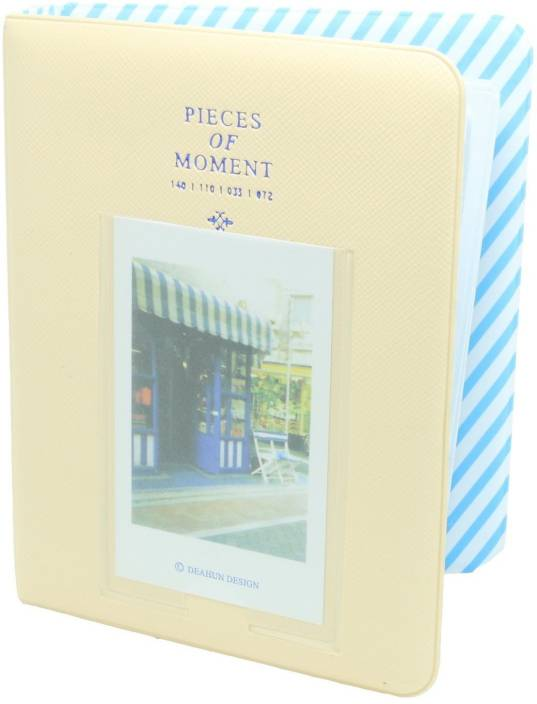 Caiul 64 Pockets Photo Album For Mini Fuji Instax Mini 987s2550