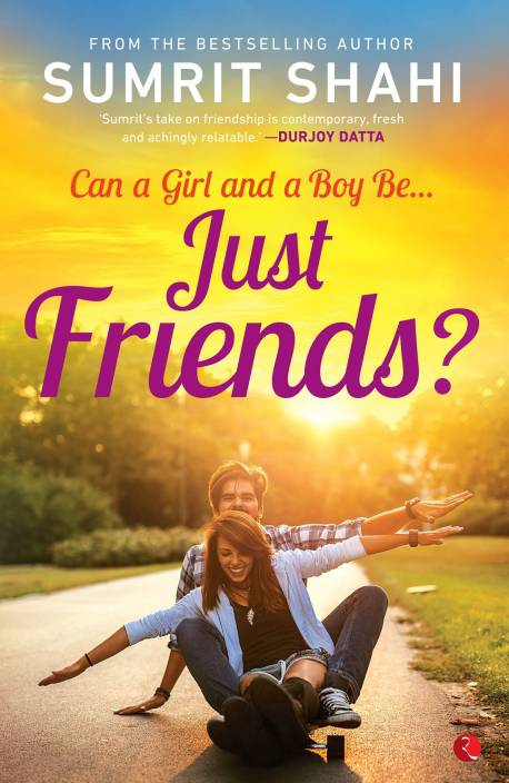 Can A Girl and A Boy Be… Just Friends?