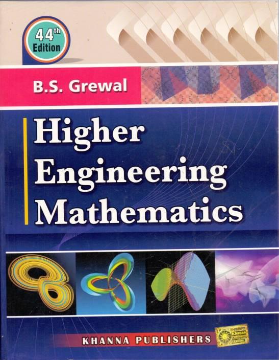 Higher Engineering Mathmetics : math