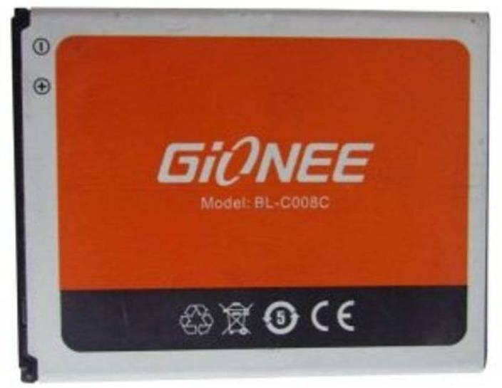 Gionee Mobile Battery For Gionee P5 Mini ( Original With High Battery  Backup )