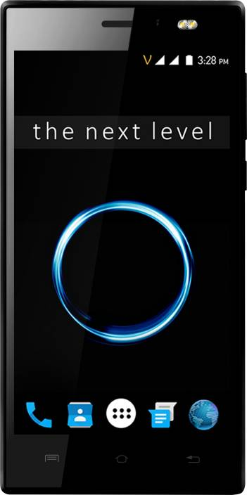 Xolo ERA 1X Pro (Black, 16 GB)