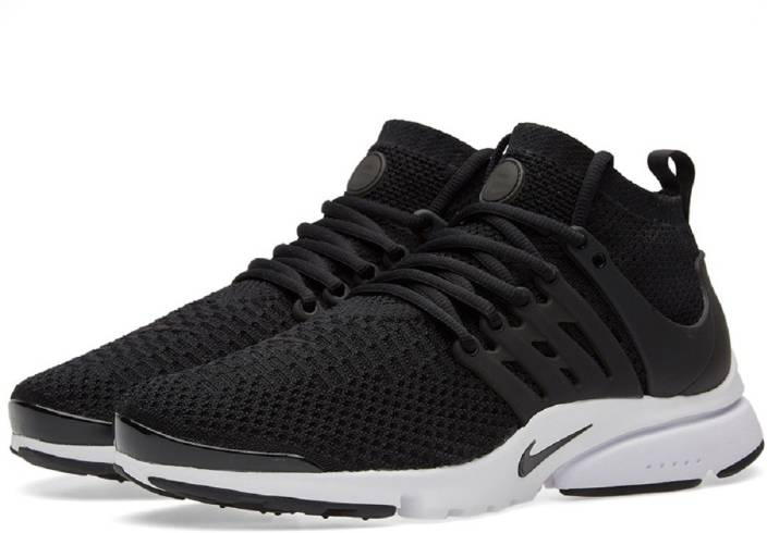 online store 0743c 469e9 air presto ultra flyknit running shoes Running Shoes For Men (Black)