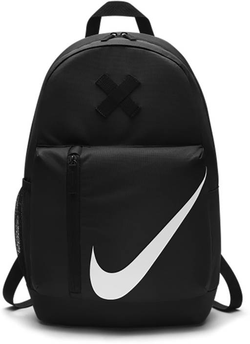 bdd3868859ee Nike Young Athlete Elemental 22 L Backpack Black - Price in India ...