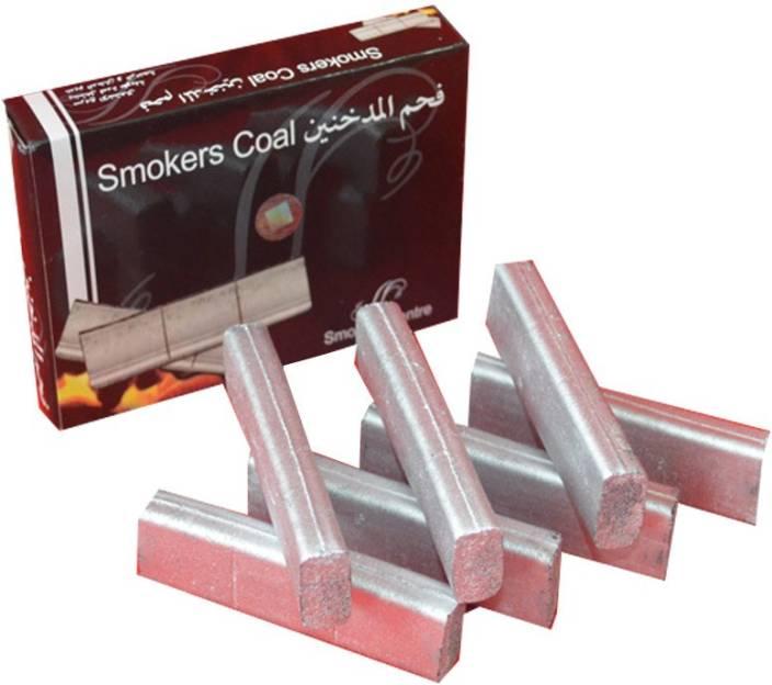 SCORIA smoker 120 Bricks Hookah Charcoal_F Hookah Charcoals