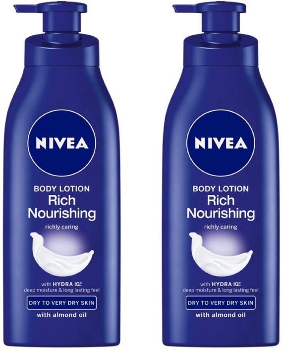 nivea body lotion