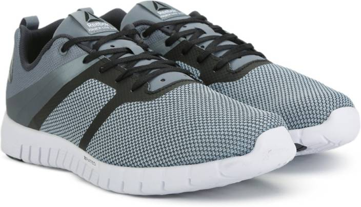 60edc22f8f721f REEBOK ZQUICK LITE 2.0 Running Shoes For Men - Buy GREY LEAD WHITE ...