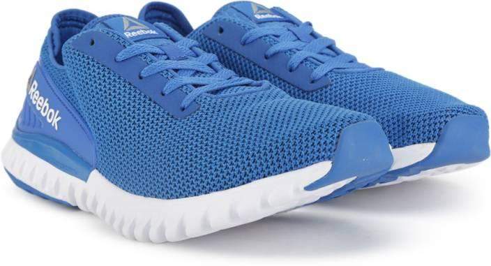 8d93bec81c3 REEBOK TWISTFORM 3.0 MU Running Shoes For Men - Buy BLUE NAVY WHT ...