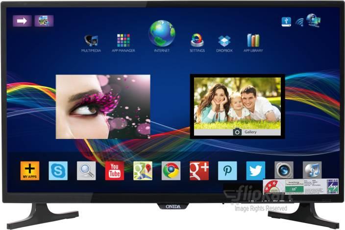 Onida 80.04cm (31.5 inch) HD Ready LED Smart TV
