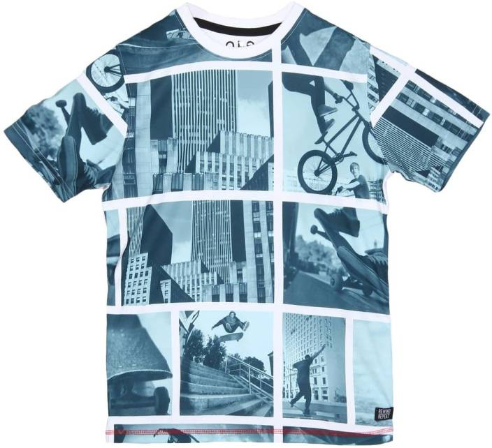 90aedbc74 Ajile by Pantaloons Boy s Printed Polyester T Shirt Price in India ...