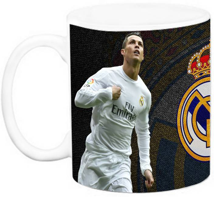 check out 91925 94c50 EFW FOOTBALL CLUB - REAL MADRID - Cristiano Ronaldo (Design ...