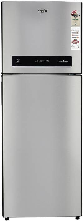 Whirlpool 340 L Frost Free Double Door 3 Star Refrigerator