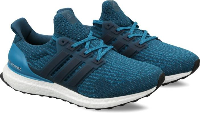 premium selection 68b32 9411f ADIDAS ULTRABOOST Running Shoes For Men (Navy)