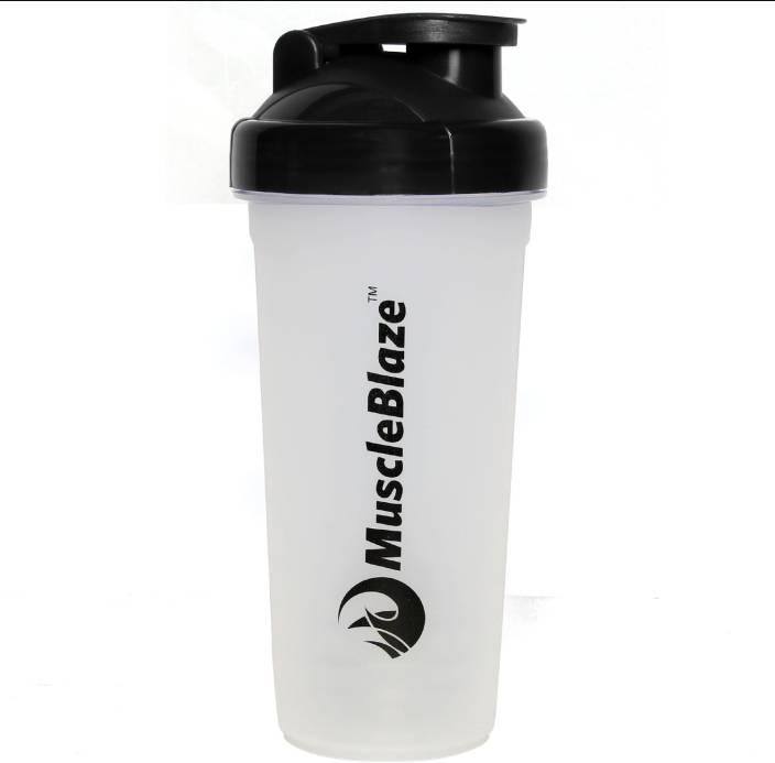 Klear Protein Shaker: MuscleBlaze Protein Shaker 650 Ml Shaker