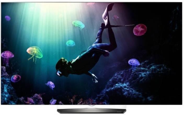 LG 139cm (55 inch) Ultra HD (4K) OLED Smart TV