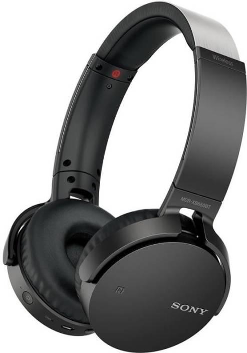 Sony MDRXB650BTZBE/MDRXB650BTBZE Bluetooth Headset with Mic