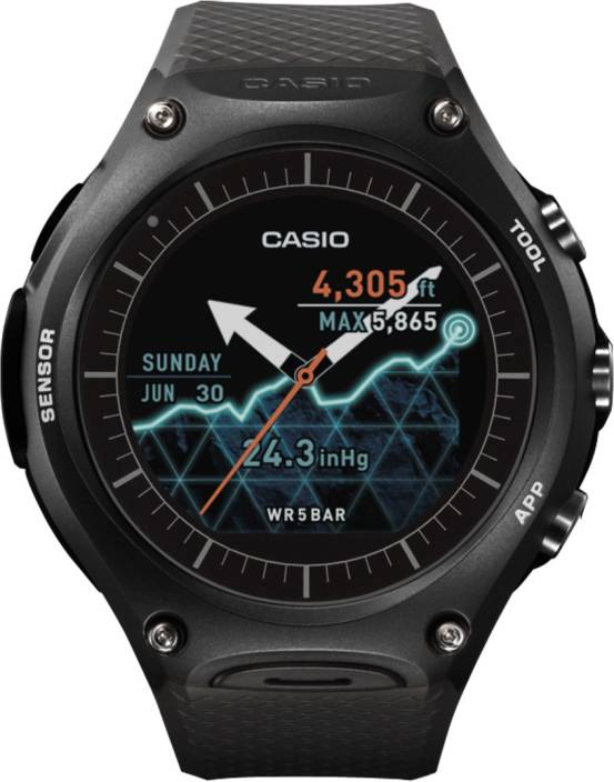 Casio Smart Outdoor Smartwatch Price in India - Buy Casio Smart ... 2144d21451a