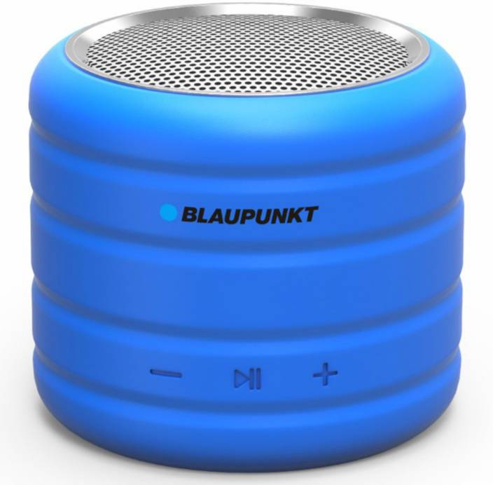 Blaupunkt BT-01 BL 3 W Portable Bluetooth  Speaker