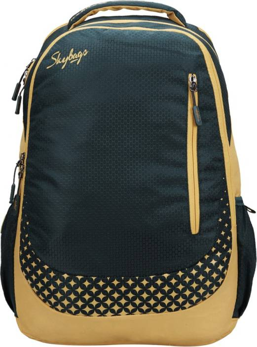 032091f602 Skybags Footloose Blitz Plus 02 30 L Laptop Backpack Green - Price ...