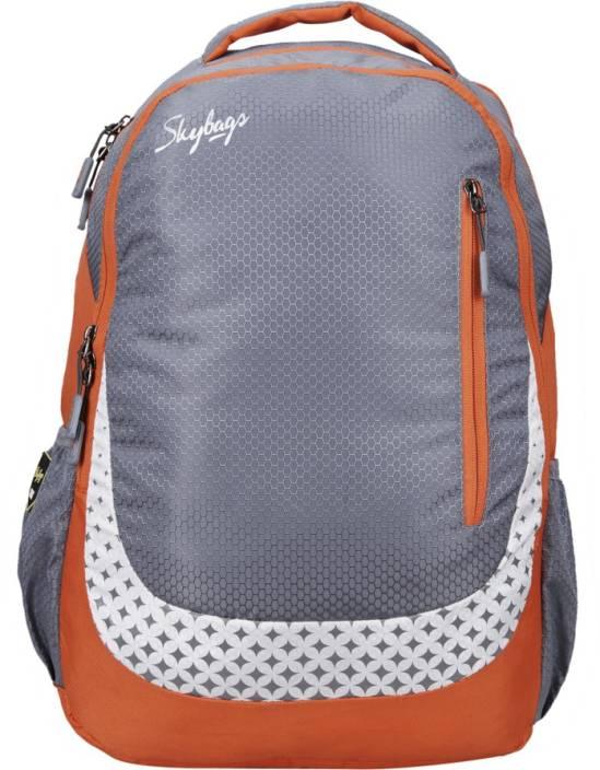 7bc46b2097 Skybags Footloose Blitz Plus 02 30 L Laptop Backpack Orange - Price ...