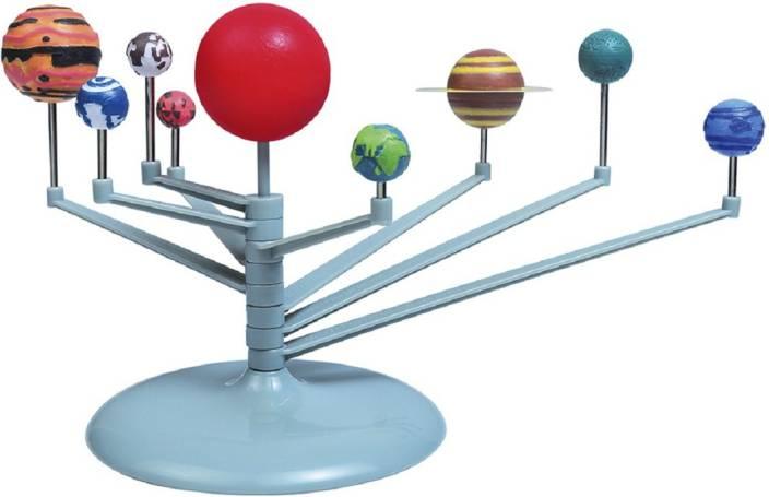 Emob Diy Solar System Planets Explorational Planetarium Model