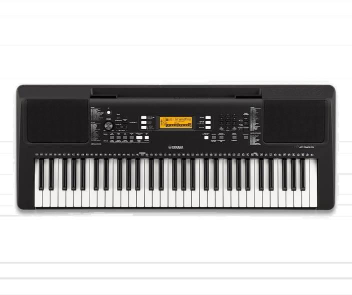 Yamaha e 363 61 psr analog portable keyboard price in for Yamaha keyboard india