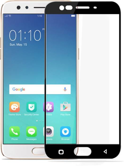 Knotyy Tempered Glass Guard for OPPO F3 Plus