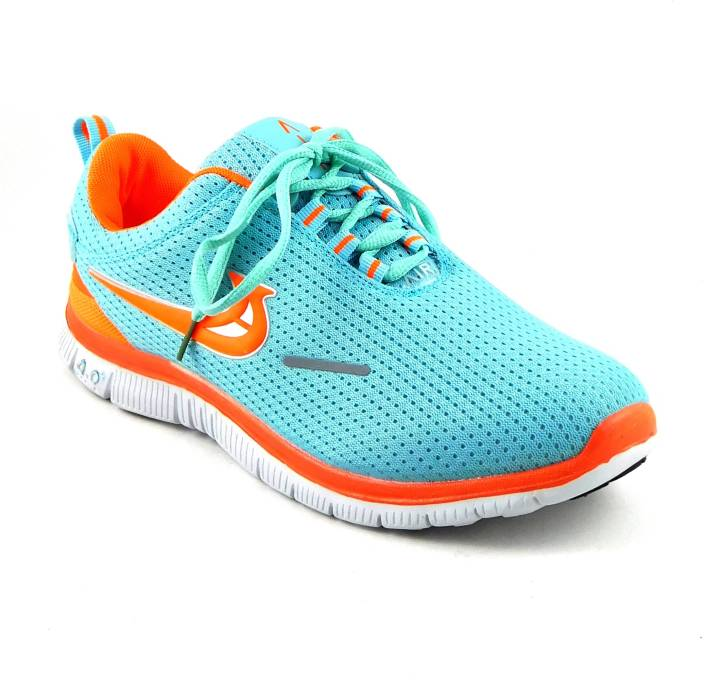 4fea93e1e Air Sports OG Running Shoes For Men - Buy Sky Green Color Air Sports ...