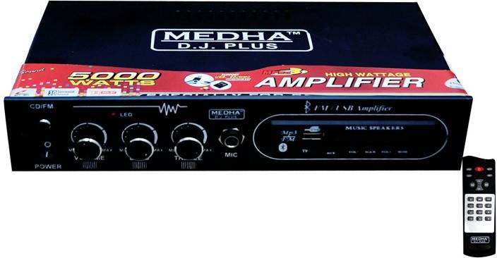 Medha MD-9800 BLUETOOTH KAROKE AMPLIFIER 100 W AV Power Amplifier