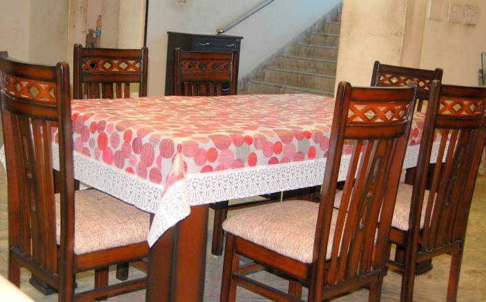 e991312a1 Home Fashion Printed 6 Seater Table Cover - Buy Home Fashion Printed ...