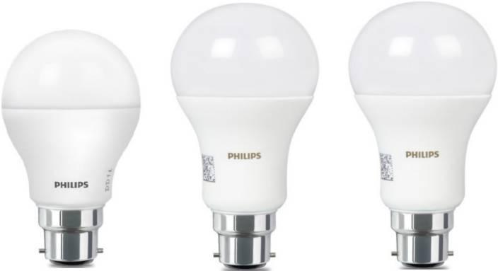 Philips 16 W, 9 W Standard B22 LED Bulb