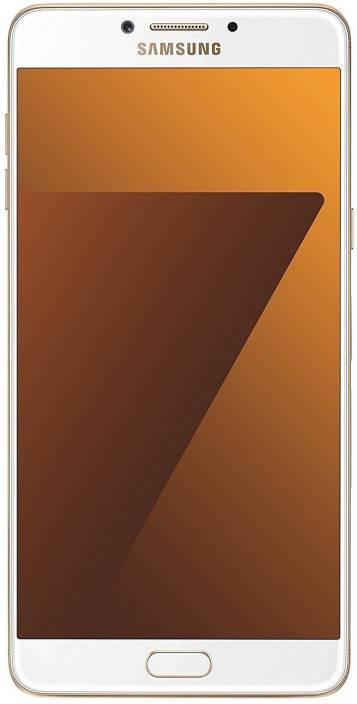 Samsung Galaxy C7 Pro (Gold, 64 GB)